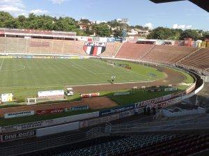 Estádio Santa Cruz - Ribeirão Preto
